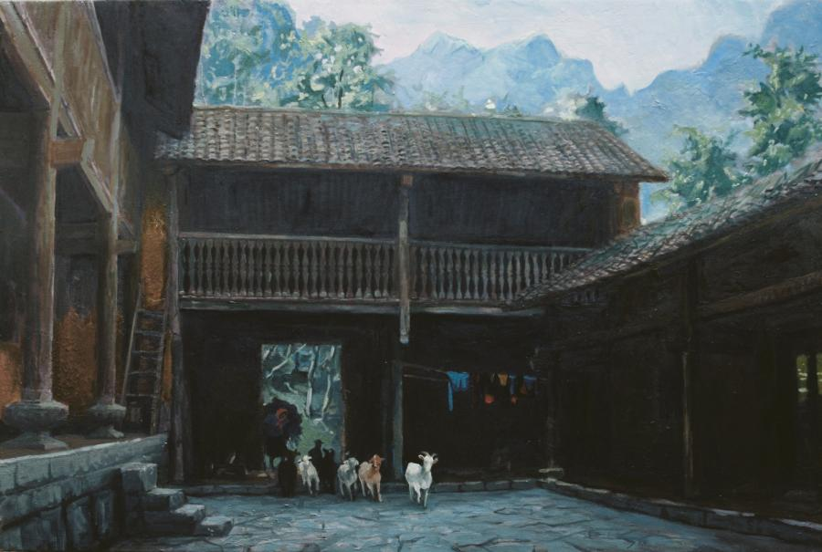 return (by Duong Ngo)